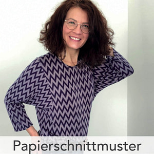 Shirt Wilma Gr. 34-50 - Papierschnittmuster