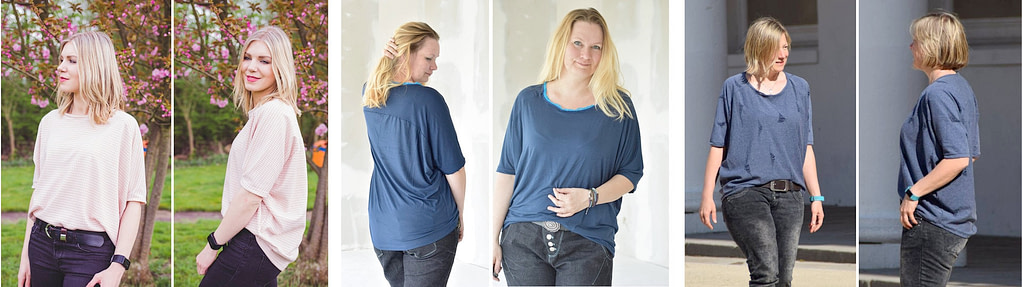 Schnittmuster Shirt Jolanda - Es geht los!