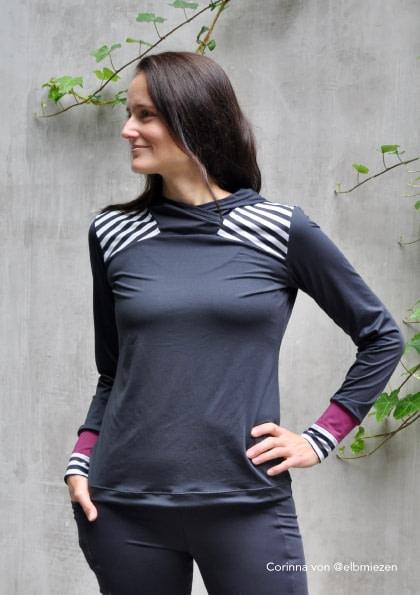 Shirt Sporty - Papierschnittmuster