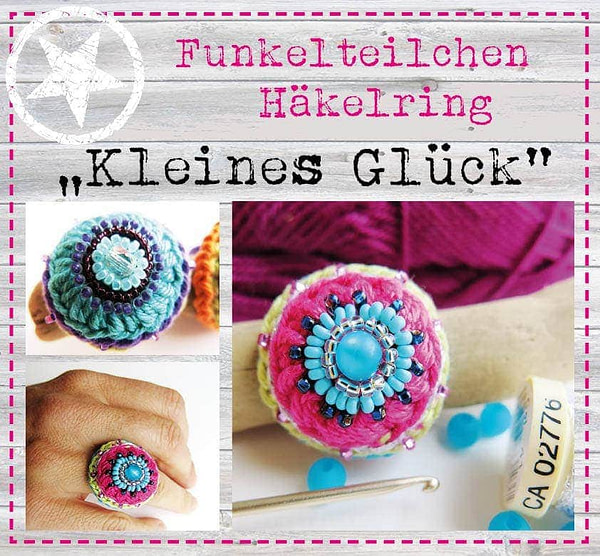 """Ebook Häkelring """"Kleines Glück"""""""