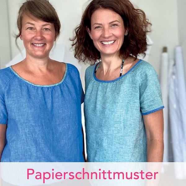 Bluse Lotta - Papierschnittmuster