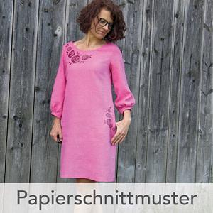 Kleid Ibella Gr. 46-52 - Papierschnittmuster